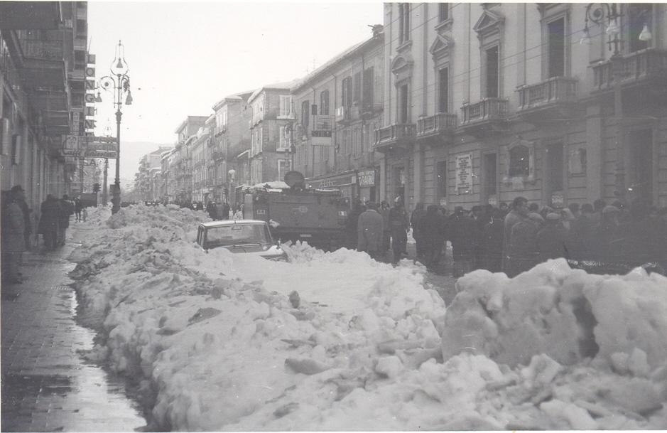 La neve negli anni 30