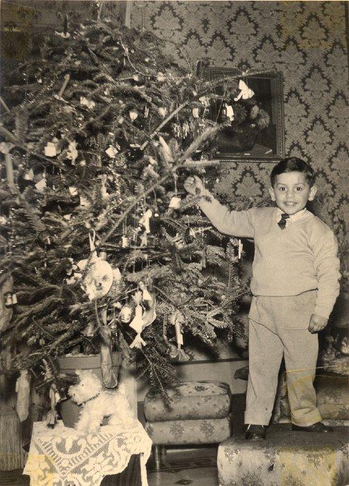 Immagini Natale Anni 60.Natale Anni 50