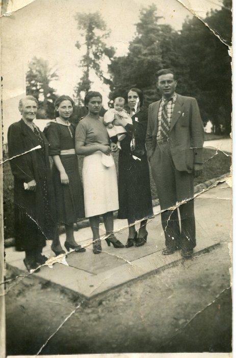 Foto Di Famiglia Anni 30