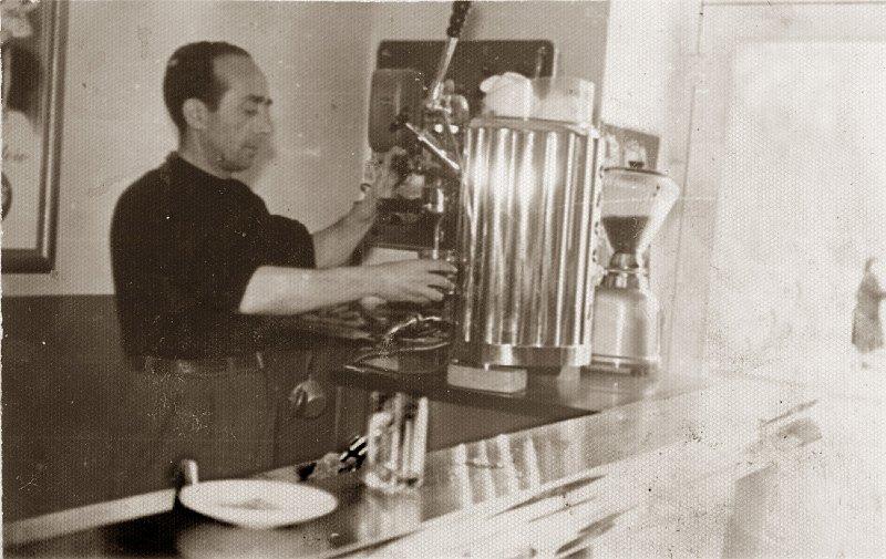 Commercianti e artigiani il bar a porta puglia negli anni 50 - Case anni 50 ...