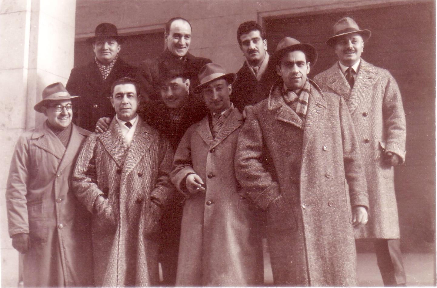 Impiegati IACP 1965