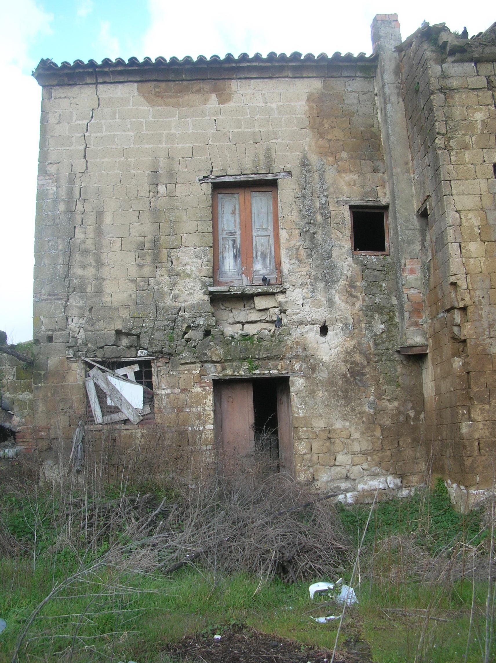 villa amendola e la sua casa colonica
